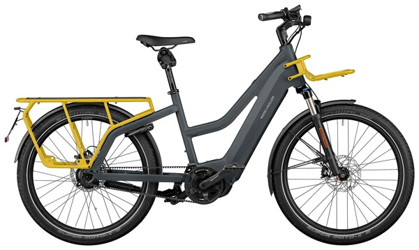 RIESE UND MÜLLER - Multicharger Mixte GT rohloff HS 500 Wh