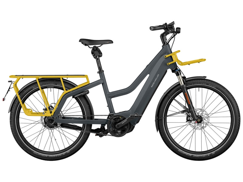 Riese und Müller Multicharger Mixte GT rohloff HS 500 Wh