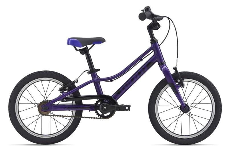 GIANT ARX 16 purple Kinder / Jugend