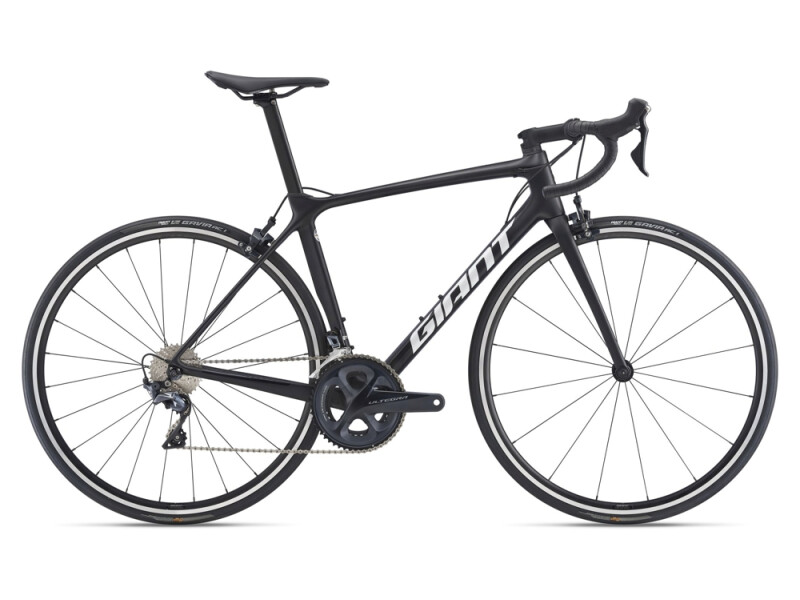 GIANT TCR Advanced 1 carbon smoke