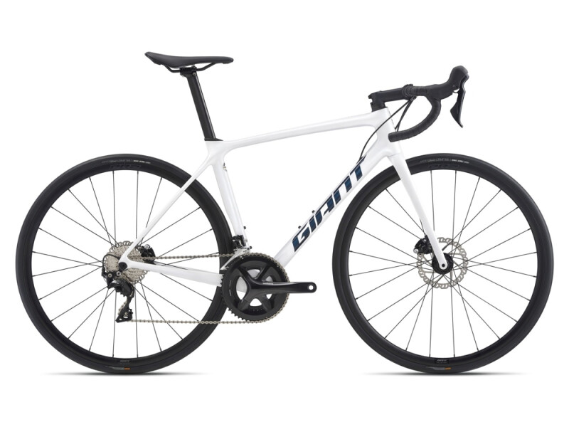 GIANT TCR Advanced 2 Disc white