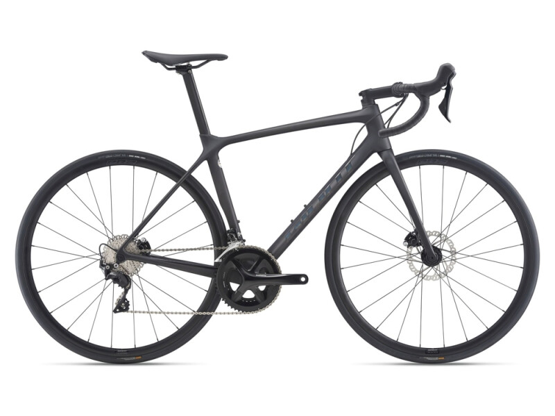 GIANT TCR Advanced 2 Disc carbon smoke