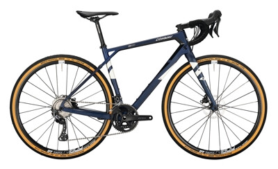 CONWAY - GRV 1000 Carbon navy matt / whitesand