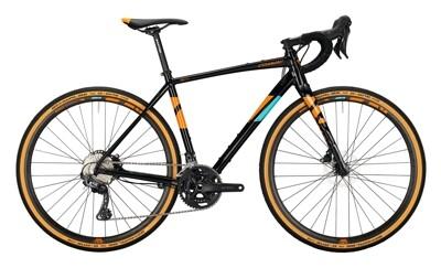 Conway - GRV 800 Alu black / orange