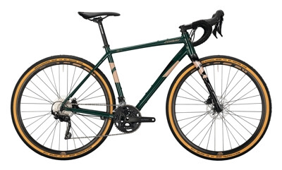 Conway - GRV 600 Alu forest / tan