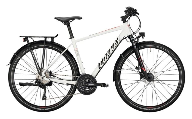 CONWAYTS 500 Trapez white / black