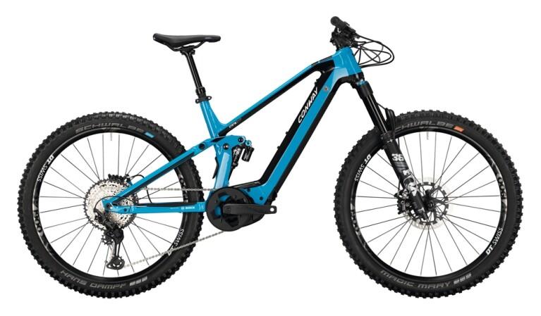 CONWAYXyron S 527 blue / black