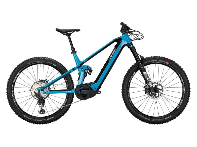 Conway Xyron S 527 blue / black
