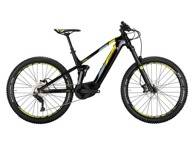 Conway XYRON 227 E-MTB Fully black