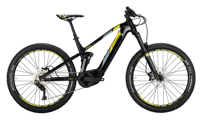 Conway Xyron S 227 black / acid e-Mountainbike