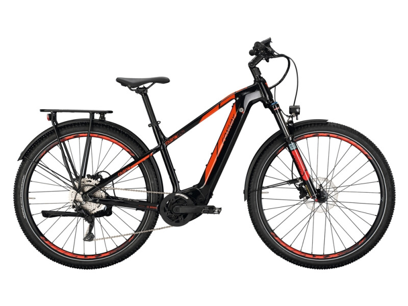 Conway Cairon C 429 black / red