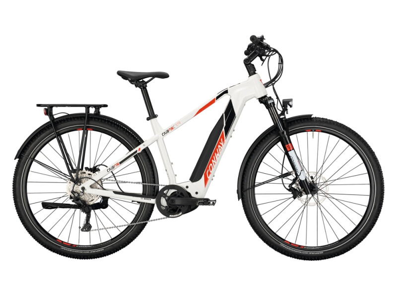 Conway Cairon C 329 white / red black