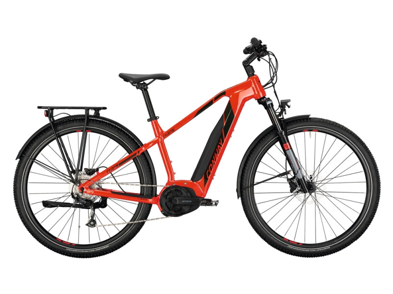 Conway Cairon C 229 red / black