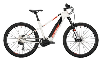 CONWAY - Cairon S 327 Trapez white / red black