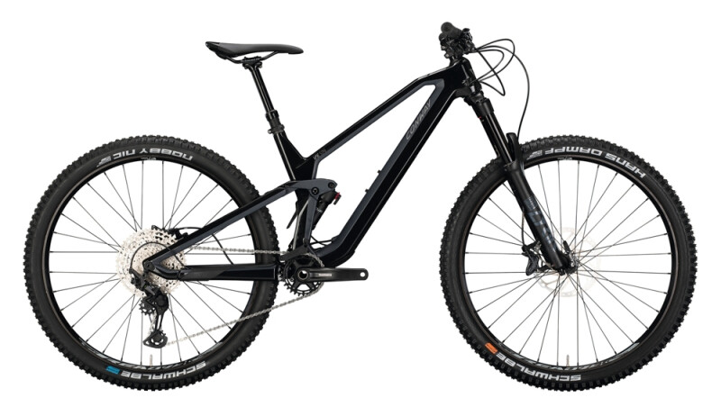 Conway WME 529 black pearl / anthracite matt Mountainbike