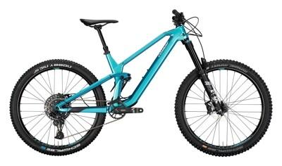 CONWAY - WME 427 metallic turquoise / dark petrol
