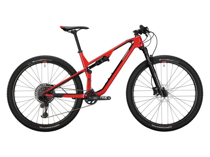 Conway RLC FS 4 red / black