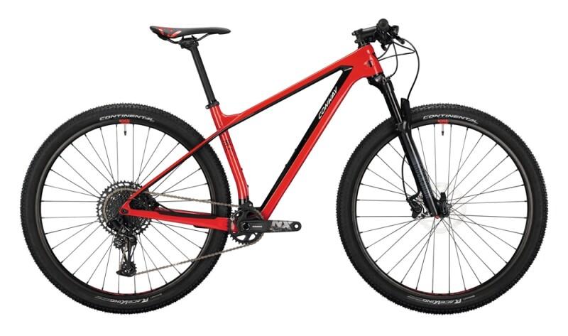 Conway RLC 2 red / black