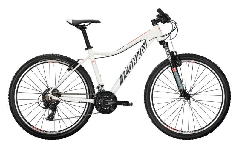 Conway ML 3 white / coral Mountainbike