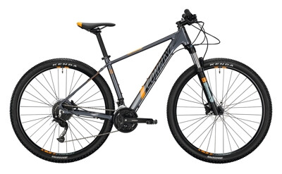 Conway MS 629 grey / black