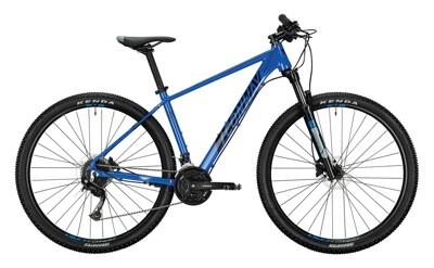 CONWAY - MS 529 blau / schwarz