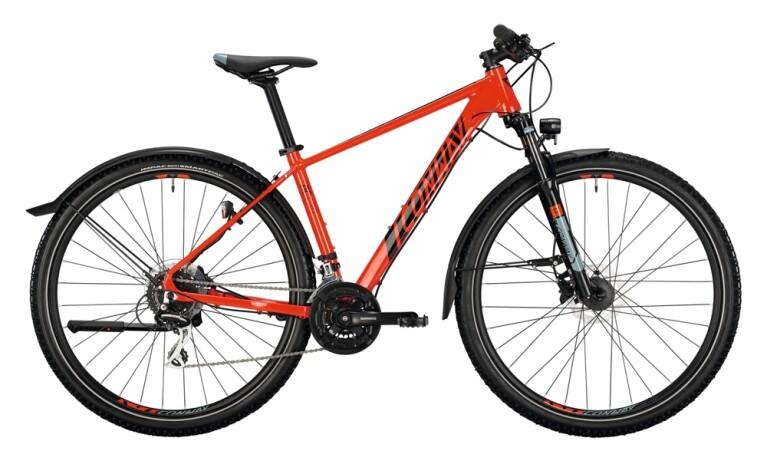 CONWAYMC 429 red / black