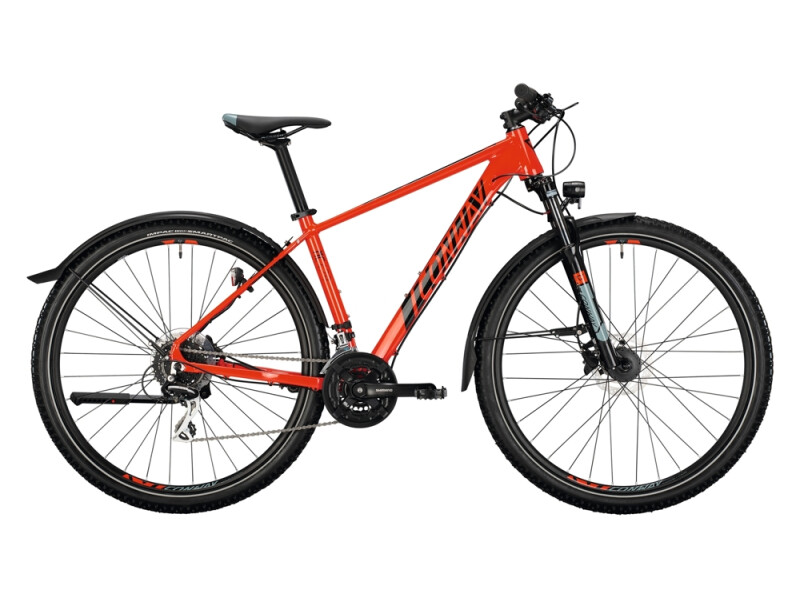 Conway MC 429 red / black