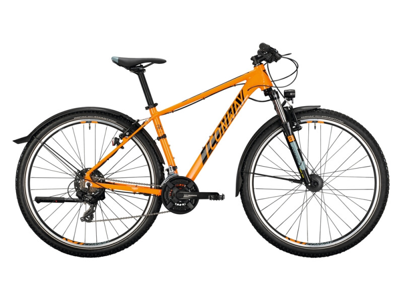 Conway MC 329 orange / black