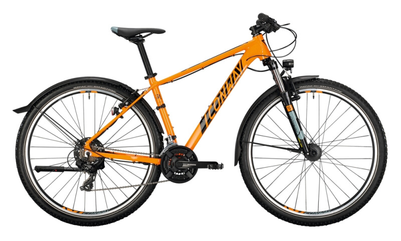Conway MC 329 orange / black