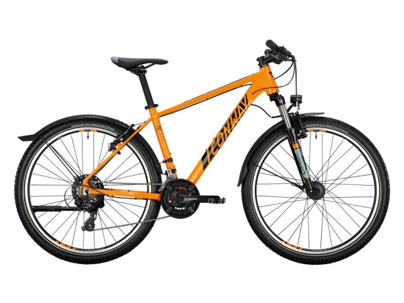 Conway MC 327 orange / black