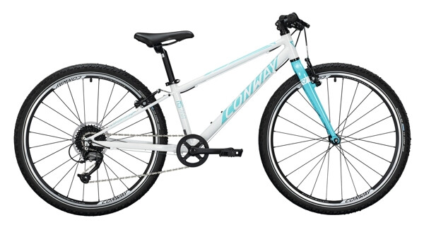 CONWAY - MS 260 Rigid white / turquoise