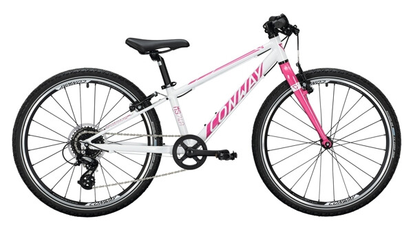CONWAY - MS 240 Rigid white / pink