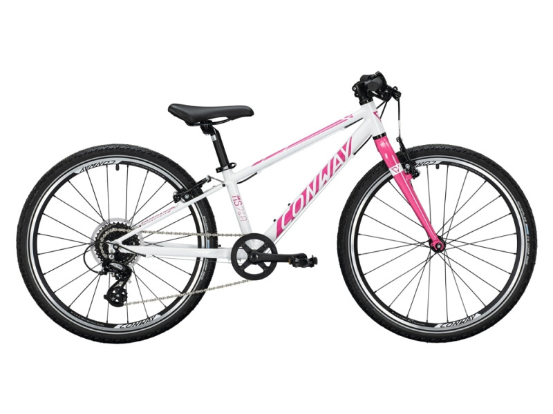 Conway MS 240 Rigid white / pink