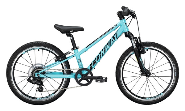 CONWAY - MS 200 Suspension turquoise / black