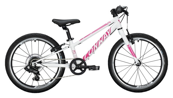 CONWAY - MS 200 Rigid white / pink