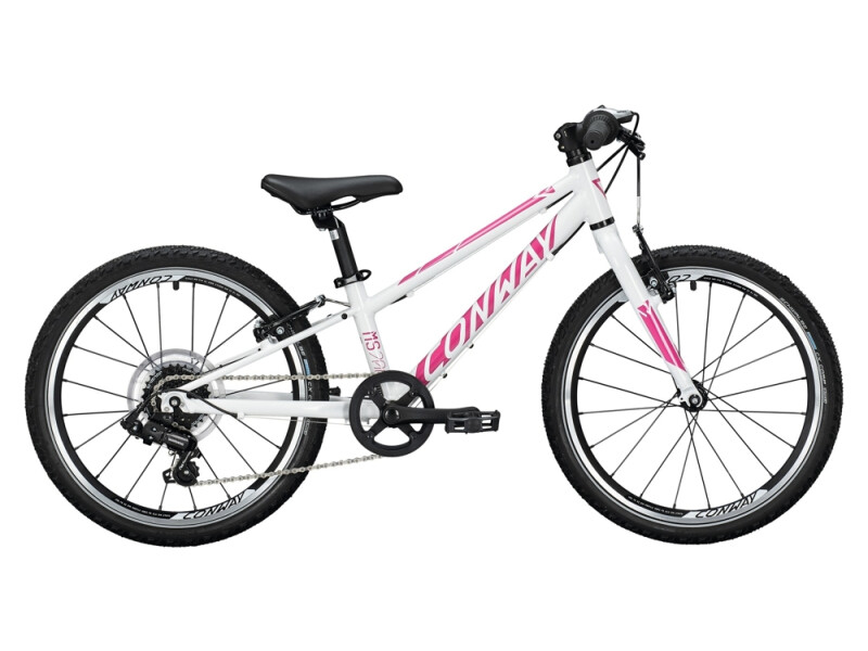 Conway MS 200 Rigid white / pink