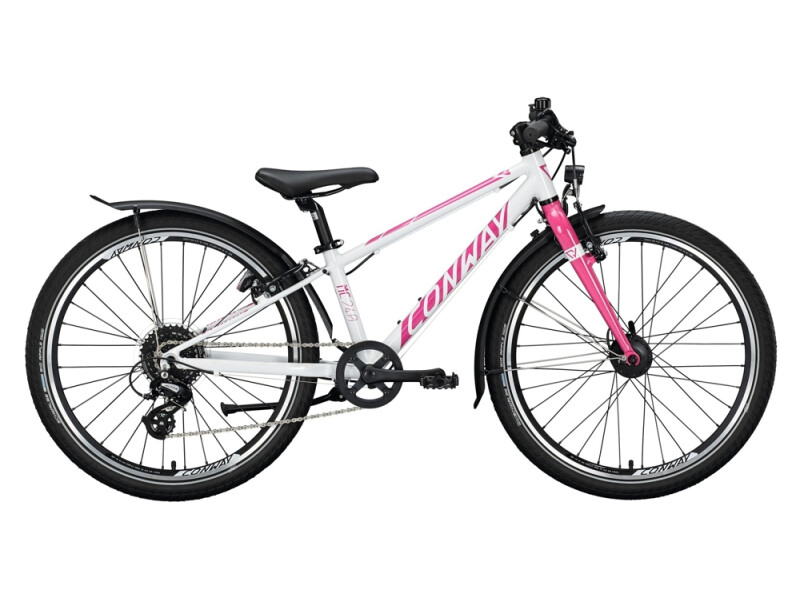 Conway MC 240 Rigid white / pink