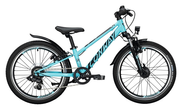 CONWAY - MC 200 Suspension turquoise / black