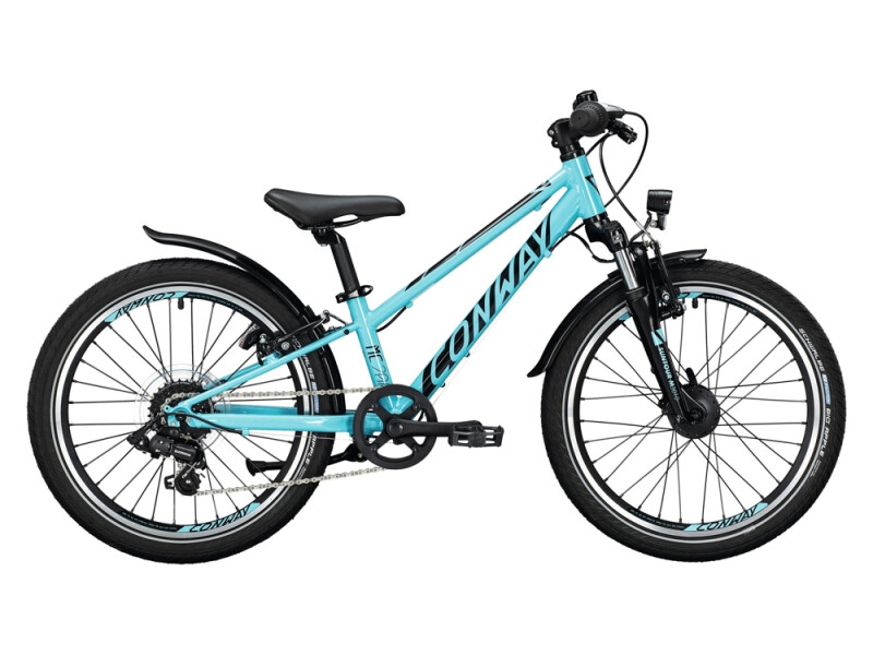 Conway MC 200 Suspension turquoise / black