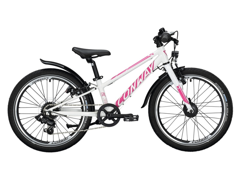 Conway MC 200 Rigid white / pink