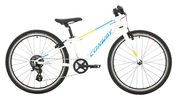 CONWAY - MS 240 Rigid white / blue