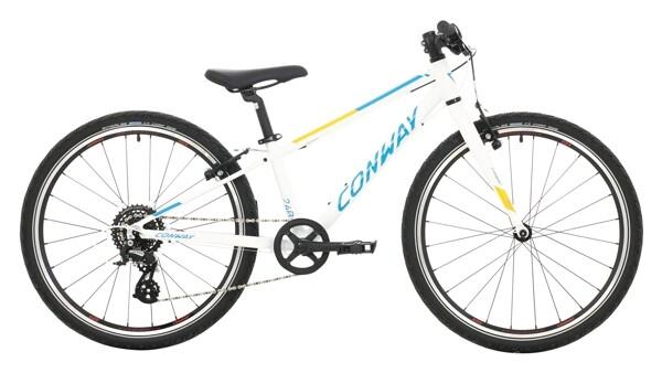 CONWAY - MS 240 Rigid white / blue