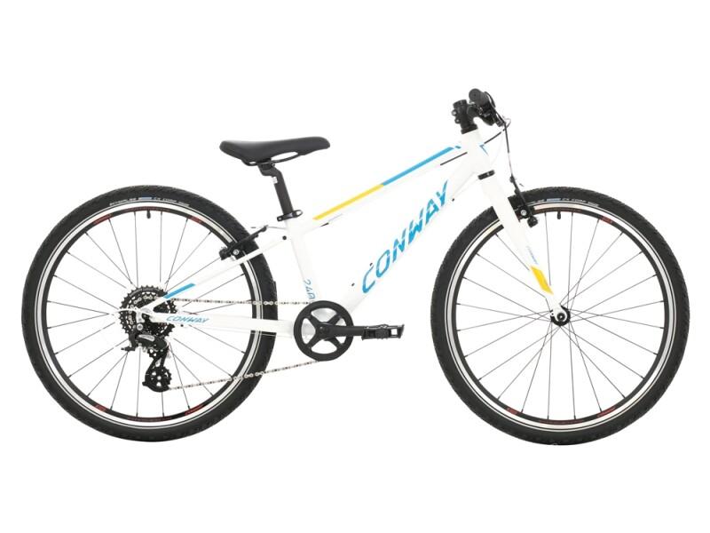 Conway MS 240 Rigid white / blue
