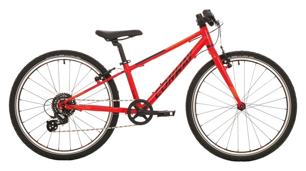 CONWAY - MS 240 Rigid red / orange