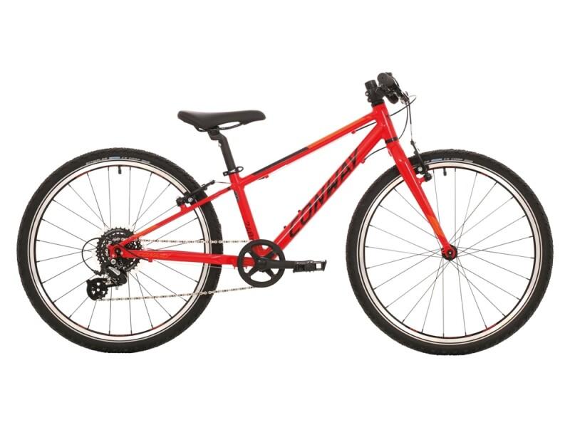 Conway MS 240 Rigid red / orange