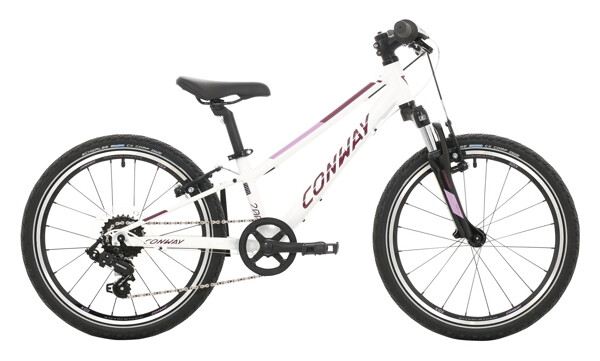 CONWAY - MS 200 Suspension white / purple