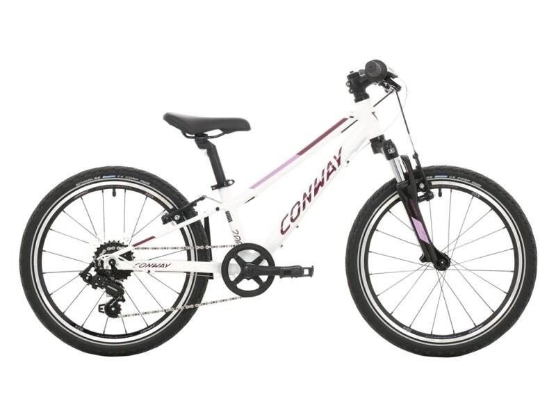 Conway MS 200 Suspension white / purple