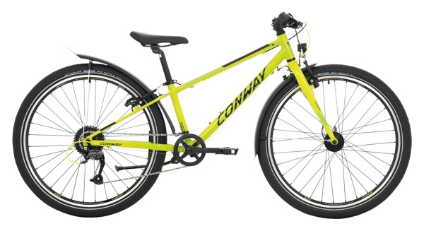 CONWAY - MC 260 Rigid lime / black