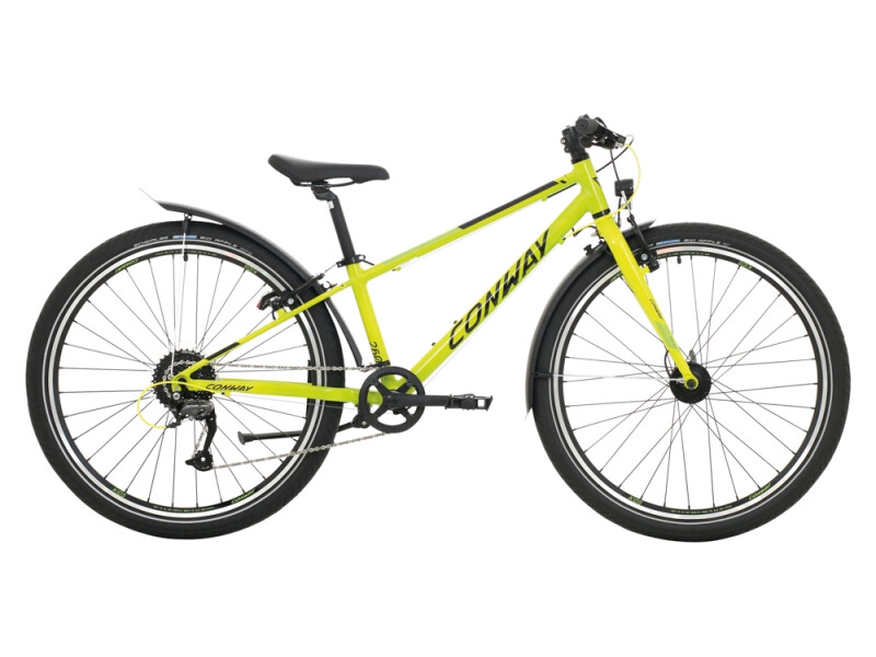Conway MC 260 Rigid lime / black