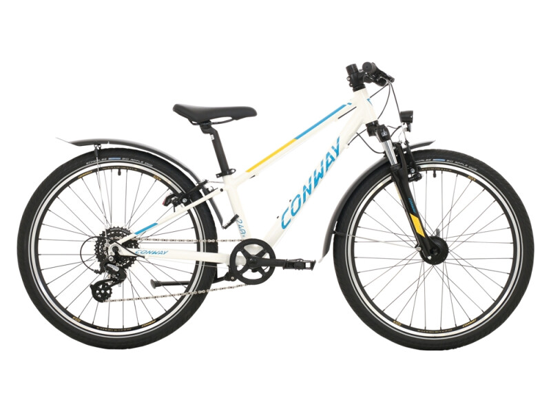 Conway MC 240 Suspension white / blue
